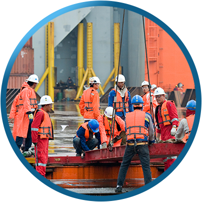 Marine Man - Crew management